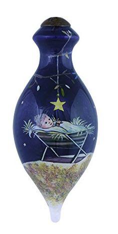 Ne'Qwa First Christmas Ornament