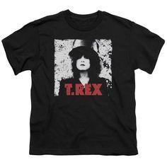 T REX THE SLIDER Youth Short Sleeve T-Shirt