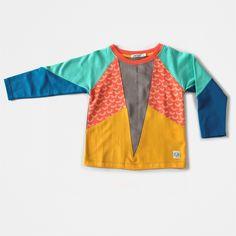 d21662922f56 Indikidual Organic Sweat -Pannel. Κοντές ΜπλούζεςΠουλόβερΡούχαΠλεκτά.  Indikidual Organic Sweat -Pannel Clothes for kids Cow Makes moo