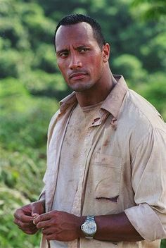 Seann William Scott and Dwayne Johnson in The Rundown The Rock Dwayne Johnson, Rock Johnson, Dwayne The Rock, Actresses With Black Hair, The Rundown, Morgan Freeman, The Expendables, Action Film, Hollywood Actor