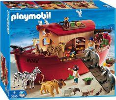 Vergelijk en koop Playmobil Ark Van Noah  3255 van Playmobil, met goedkope aanbiedingen bij het beste winkels