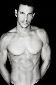 Ever since Katy Perry's Teenage Dream music video I've fallen for this man Josh Kloss.