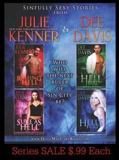Life of a bookworm: The Entire Devil May Care Series is on SALE for $.99 each!