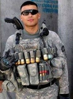 Honoring Army SGT Mike Ingram who selflessly sacrificed his life for our great Country in Afghanistan 4-17-10. Please help me honor him so that he is not forgotten.....