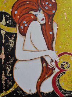 A la Klimt