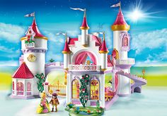 Palais de princesse - PLAYMOBIL® France