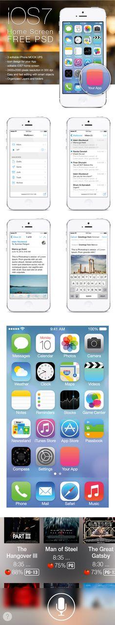 IOS7 #iphone #apple