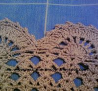 Marilene Ronconi Tricot e Crochet: SAIA LONGA EM CROCHET PASSO A PASSO