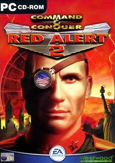 """Command & Conquer Red Alert 2 - A classic and it answers a lot of questions that we've always wondered such as """"what would happen if dolphins could destroy submarines?"""""""