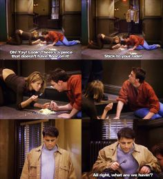 35 Funny Quotes From Joey Tribbiani On Friends Tv: Friends, Serie Friends, Friends Episodes, Friends Moments, I Love My Friends, Friends Tv Show, Friends Forever, Friends Cast, Funny Moments