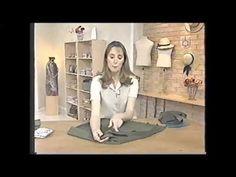 Puntos y Puntadas 71. Buzo canguro para dama. María Laura Poratto. - YouTube