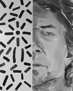 Thatcher Bohrman: Self Portrait in 2 Dimensions