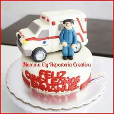 Sweet ambulance