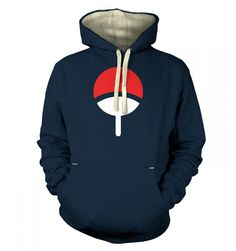 Something Geeky PP - Uchiha Family Premium Hoodie - Inspired By Naruto: Amazon.com: Clothing