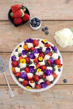 Berry and Cream Tart | Butter Baking