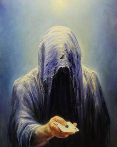 5101 отметок «Нравится», 28 комментариев — Mariusz Lewandowski (@mariusz_lewandowskiart) в Instagram: «Don't be afraid (2017), 50x70 cm #art #lewandowskiart #lewandowski #surreal #afraid #painting…» Arte Horror, Horror Art, Dark Fantasy Art, Dark Art, Baroque Painting, The Ancient Magus, Arte Obscura, Creepy Art, Sci Fi Art
