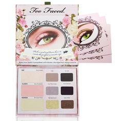 Romantic Eye Palette is a bride and/or bridesmaid's best friend. The soft, feminine shades come together to create a classically sophisticated bridal look. The best part? Nine fabulous shades for $36!