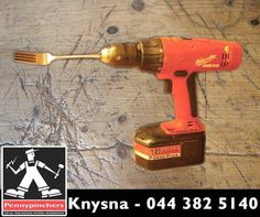 """Here's something cool you can do with your electric drill other than screw screws and drill holes. With some recipes, mixing by hand just won't cut it. If you don't have an electric mixer, here is an easy, and fun alternative. An """"electric drill mixer"""". #tip #Pennypinchers #Knysna"""