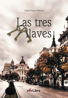 Las tres llaves disponible en Amazon Kindle