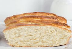 Petites brioches au yaourt – Bienmanger24h Croissants, Cookies Et Biscuits, Banana Bread, Cooking Recipes, Pains, Desserts, Puddings, Food, Yogurt
