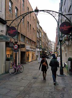 #London Saint Christophers Place