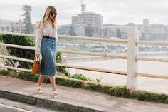 The Best Street Style From Australian Fashion Week May 2017