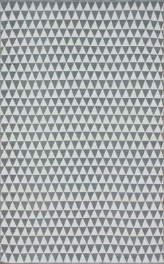 Brilliance Outdoor Prism Checks Gray  Rug | Contemporary Rugs