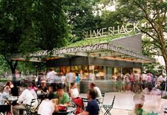 Madison Square Park   Shake Shack--Might as well eat here while we check out Madison Square.