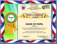 Editable quarterly awards certificate template deped tambayan ph image result for sample of certificate with dep ed logo yelopaper Choice Image