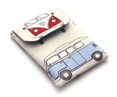 Kindle Paperwhite Cover Nook Simple Touch CAMPERVAN CREAM £15.00