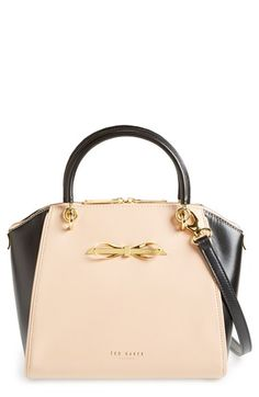 Ted Baker London Small Slim Bow Tote Available At Nordstrom Madampaloozaemporium