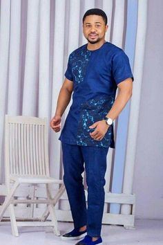 Men African wear African mens Wear African men trousers and African Wear Styles For Men, African Shirts For Men, African Dresses Men, African Attire For Men, African Clothing For Men, Latest African Fashion Dresses, African Print Fashion, African Fashion For Men, African Outfits