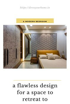 Apartment Shows How to Mix Styles with Ease Modern Apartment Design, Modern Bedroom Design, Modern Design, Bedroom Designs, Apartment Styles, Indian Living Rooms, Formal Living Rooms, Modern Living, Glossy Kitchen