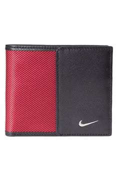 5736b31b93a Nike Tech Twill Wallet available at  Nordstrom Billeteras