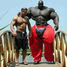 12 Gigantic Musclebound Bodybuilders That Actually Exist!