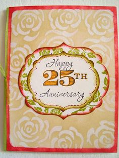 A personal favorite from my Etsy shop https://www.etsy.com/listing/182578554/hand-made-cards-happy-anniversary-pick