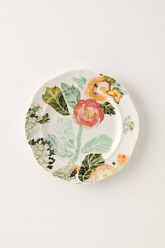 Would love to have some of these! I want to collect all different types of Anthro plates for my salad/dessert plates