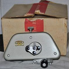 Vintage Zeiss Ikon Tonkoppler Projector Accessory, Boxed