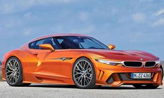 """BMW Z5 Coupé (Illustration) - Den neuesten Spross der BMW-Familie kennen wir bislang nur als Roadster! Doch warum sollte es nicht auch ein BMW Z5 Coupé geben? Eine Illustration zeigt den möglichen Nachfolger des berühmt-berüchtigten """"Turnschuhs"""" – dem Z3"""
