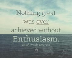 #enthusiasm #quote #emerson