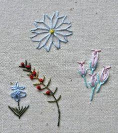 fly stitch flowers- fab! love the videos EK