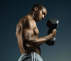 Add serious size to your arms with this four-move dumbbell biceps workout.