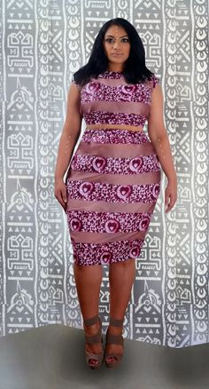 African Dress Designs For Plus Size Women African print dresses plus Ankara Dress Styles, Trendy Ankara Styles, African Print Dresses, African Print Fashion, African Dress, Fashion Prints, Ankara Tops, Ankara Skirt, African Prints