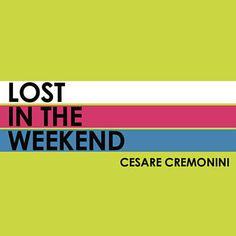 Trovato Lost In The Weekend di Cesare Cremonini con Shazam, ascolta: http://www.shazam.com/discover/track/260582969