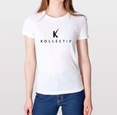 "Kollectiv ""High Fashion"" Women's T-shirt Version(B)"