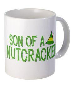 'Son of a Nutcracker' Mug