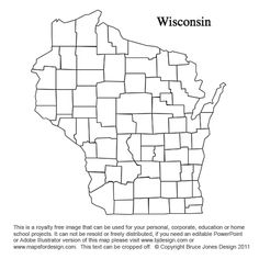 Fun Facts About Wisconsin Agriculture Ag In The Classroom - Wisconsin on a us map