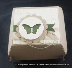 23.6.2014 Stempelkeller Buxtehude: Stampin' Up! Hamburger Box