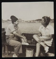 Elizabeth Bishop and Louise Crane