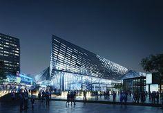Rupp Arena Reinvention. NBBJ.